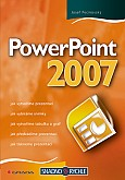 eKniha -  PowerPoint 2007: snadno a rychle