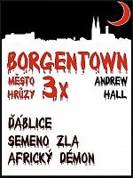 3x Borgentown - Hall Andrew