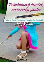Prázdninový deníček mažoretky Janies