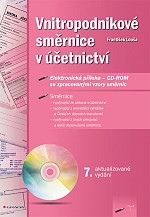 Vnitropodnikové směrnice v účetnictví: 7. aktualizované vydání