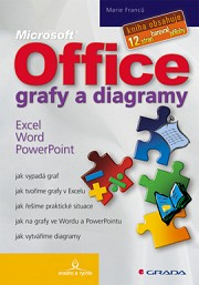 Office - grafy a diagramy: Excel, Word, PowerPoint
